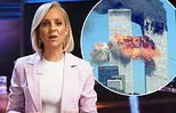 Carrie Bickmore still keeps in touch with the families of 9/11 victims