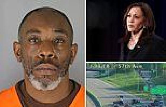 Minneapolis man charged with murder weeks after being bailed out by Kamala ...