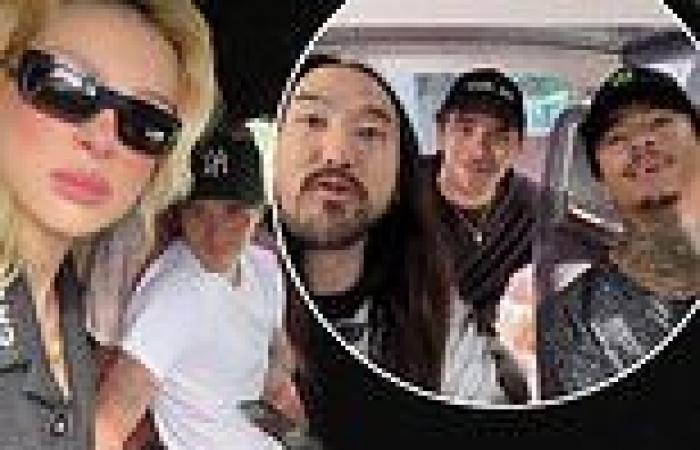 Brooklyn Beckham shares sweet snap with fiancée Nicola Peltz