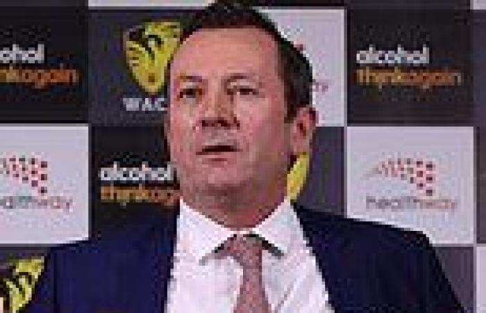 Coronavirus Australia: WA premier Mark McGowan says border could stay closed ...