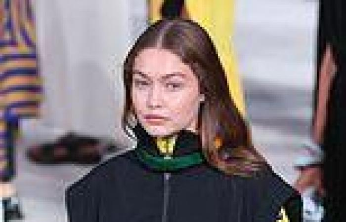 Gigi Hadid commands the runway at the star-studdedProenza Schouler show at NYFW