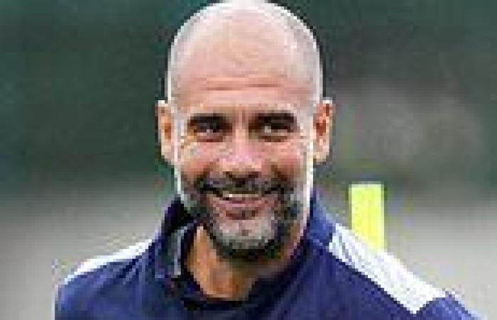 sport news Pep Guardiola backs Arsene Wenger's hugely controversial plan to have the World ...
