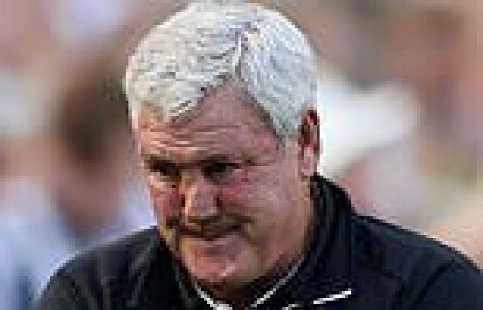 sport news Steve Bruce admits he DID want deadline day signings after Newcastle said he ...