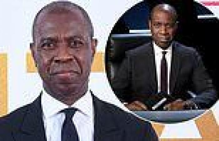 NTAs 2021:Clive Myrie credits his presenting persona to Sir Bruce Forsyth and ...