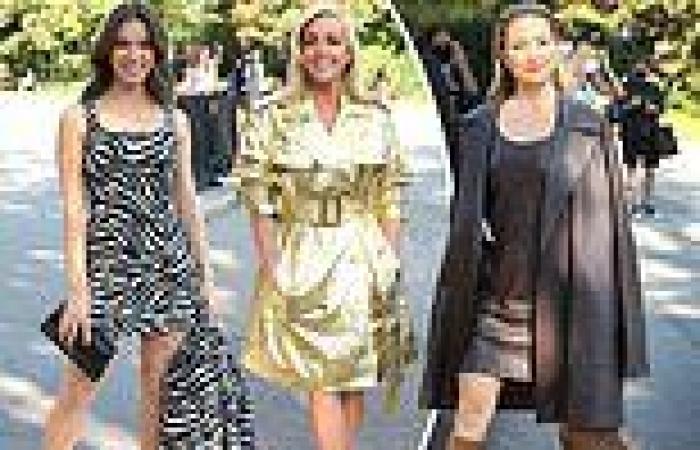 Kate Hudson, Hailee Steinfeld and Jane Krakowski lead stars at Michael Kors ...