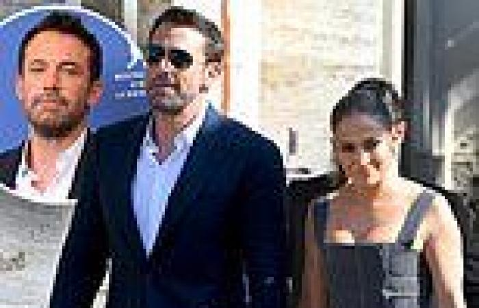 Jennifer Lopez and Ben Affleck will spend time in Texas while he shoots a film