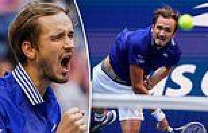 sport news Daniil Medvedev into US Open men's final after brushing aside Felix ...
