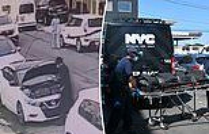 'Hasidic' hitman's victim had $10K in his pocket when shot dead in Queens