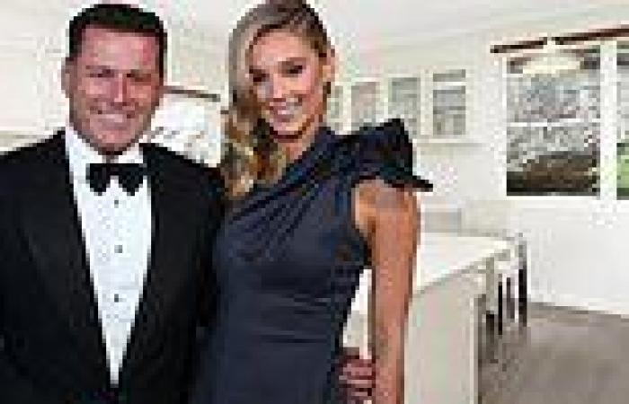 Karl Stefanovic and wife Jasmine Yarborough rent out home for$1800 per week