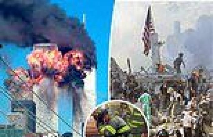 9/11 20th anniversary: How the Sept. 11, 2001 terrorist attacks unfolded at ...