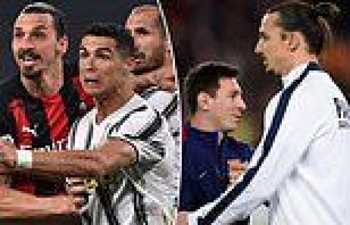 sport news Zlatan Ibrahimovic considers himself 'the best player in the world'