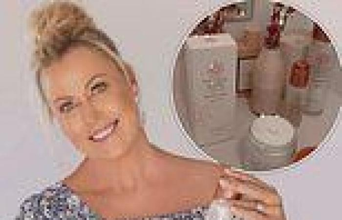 Lisa Curry announces she's launched her own skincare range