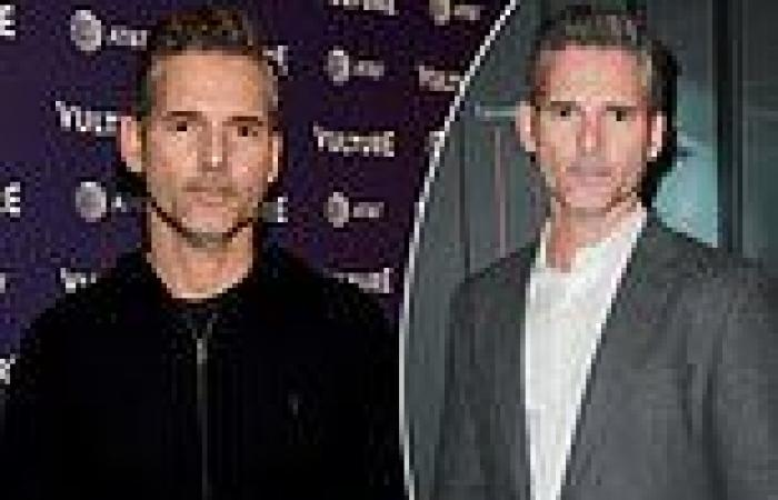 Eric Bana plans to stay in Melbourne until the pandemic is over