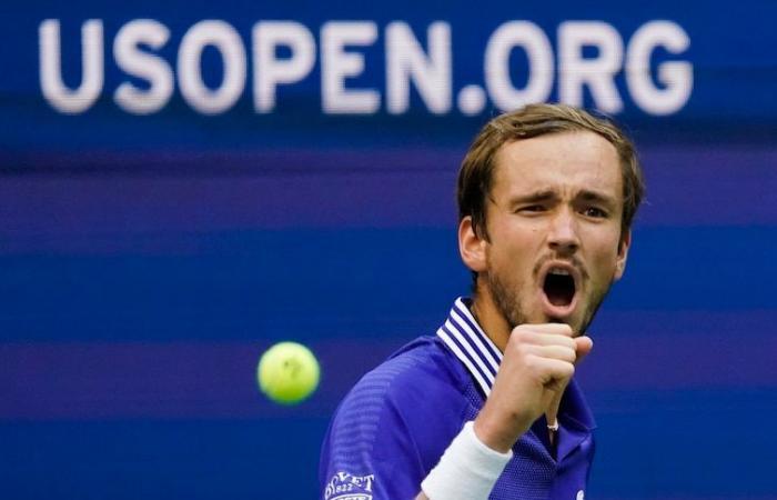 Daniil Medvedev surges into US Open final, beating Felix