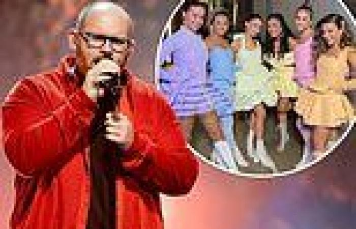 The Voice Australia finalists Mick Harrington and G-Nation reflect on the show