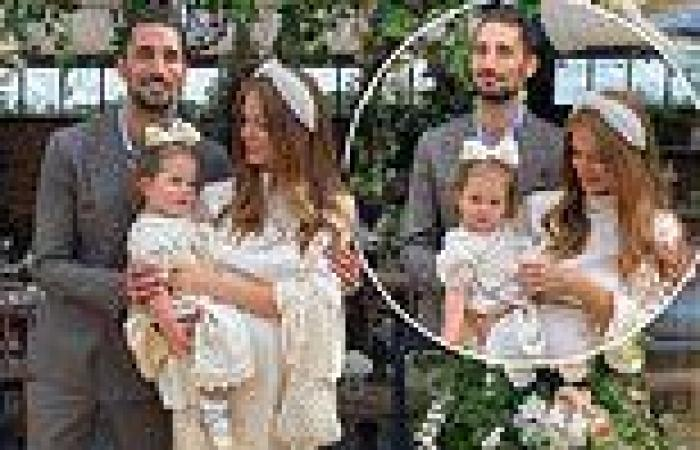 Millie Mackintosh reveals she has 'finally' christened daughter Sienna and ...