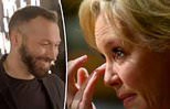 New Celebrity MasterChef Australia trailer sees Rebecca Gibney wiping away tears