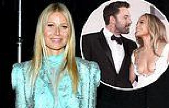 Gwyneth Paltrow voices her approval of her ex Ben Affleck's resumed romance ...