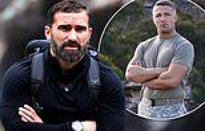 SAS Australia's Ant Middleton on rumour Sam Burgess 'choked out' a soldier ...
