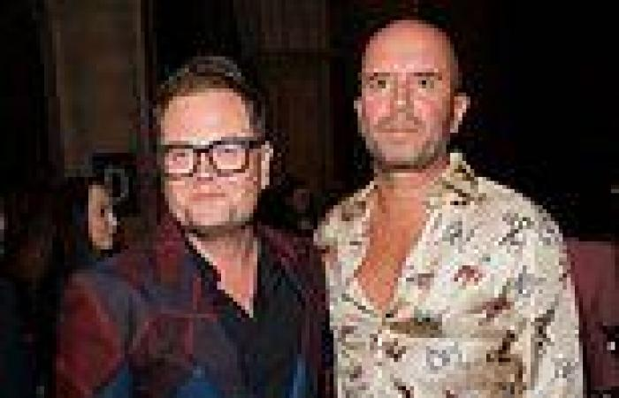 Alan Carr reveals he quit booze to support alcoholic husband Paul through ...