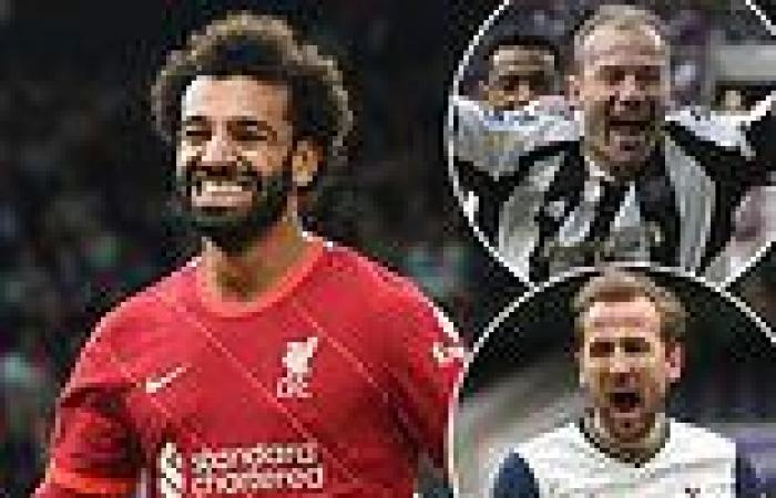 sport news Liverpool: How does Mohamed Salah's record compare to other greats in the ...