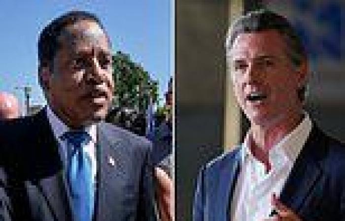 Republican Larry Elder launches website to report voter fraud in California ...