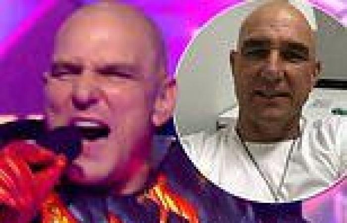Vinnie Jones slams The Masked Singer
