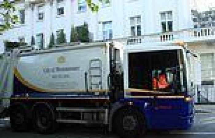 Will binmen solve supply chain crisis? Refuse workers are being headhunted