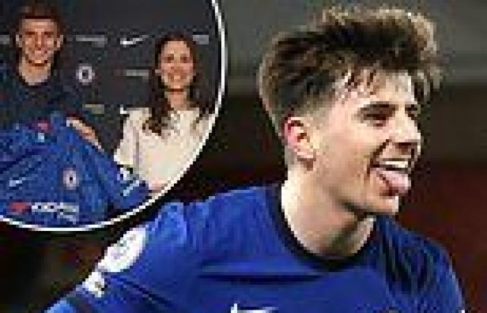 sport news Chelsea 'ready to open talks with Mason Mount over lucrative new deal'