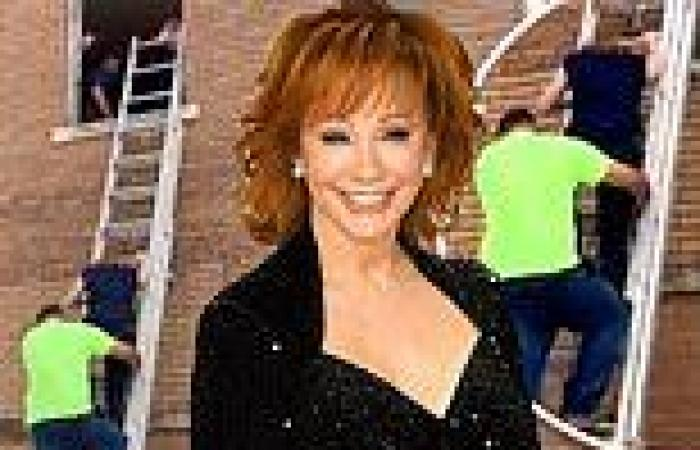 Reba McEntire is among seven people rescued from a building in Oklahoma after a ...