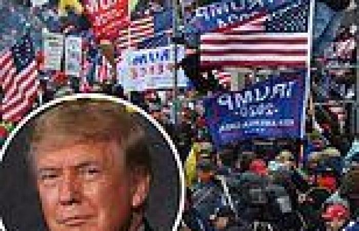 'Justice for J6' organizer tells rallygoers not to wear Trump merchandise to DC ...