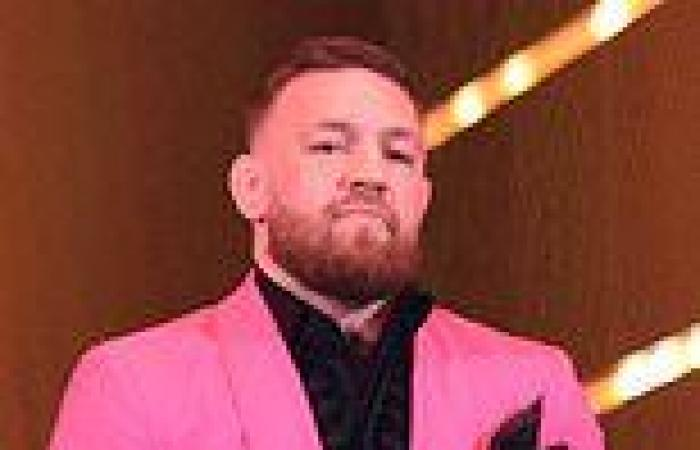 sport news Conor McGregor reveals Netflix docuseries is almost finished with first episode ...