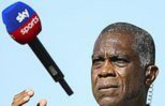 sport news Cricket legendMichael Holding, 67, confirms his retirement from broadcasting