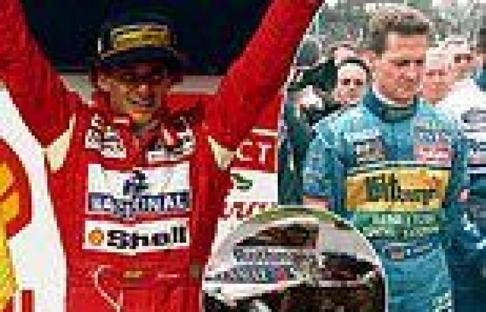 sport news Michael Schumacher suffered from insomnia and feared for his life after death ...