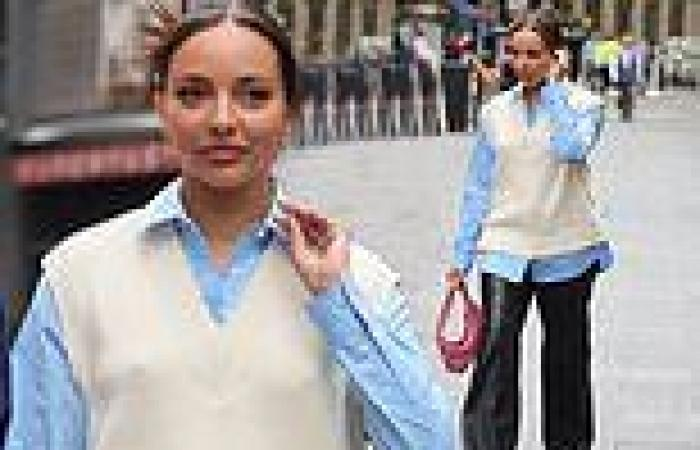 Jade Thirlwall looks chic after revealing she's yet to meetPerrie and ...