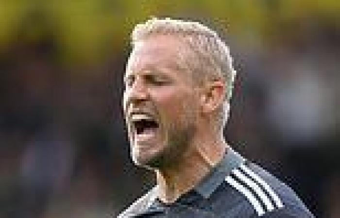 sport news Kasper Schmeichel insists 'the past is done' after FA Cup success ahead of ...
