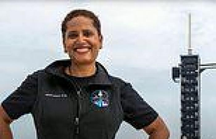 Inspiration4's Dr Sian Proctor will be the first black female to pilot a ...