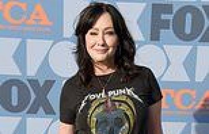 Shannen Doherty's six-year battle with breast cancer is 'part of life': 'I ...