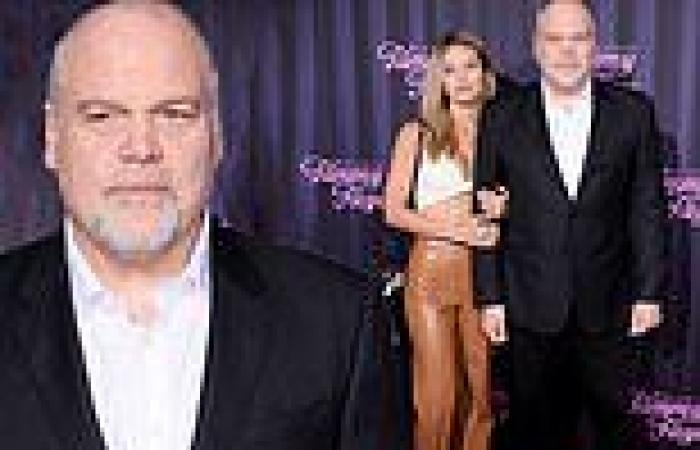 Vincent D'Onofrio, 62, poses with daughter Leila George, 29, at The Eyes Of ...