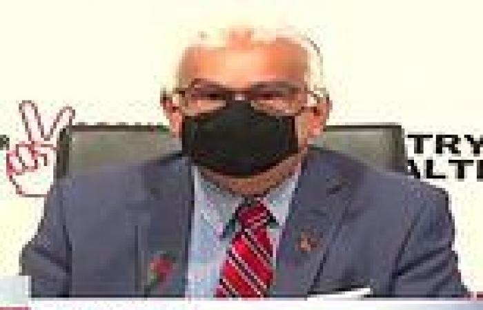 Trinidad's health minister hits back at Nicki Minaj over swollen testicles claim