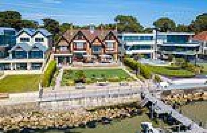 Topps Tiles founder breaks record for the most expensive mansion sold in ...