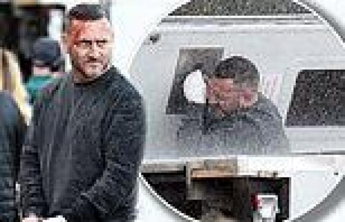 Coronation Street SPOILER: Harvey Gaskell suffers nasty forehead cut filming
