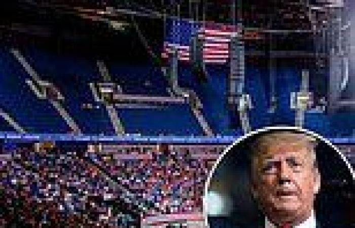 Trump furiously declared rally the 'biggest f***ing mistake' after TikTok prank ...