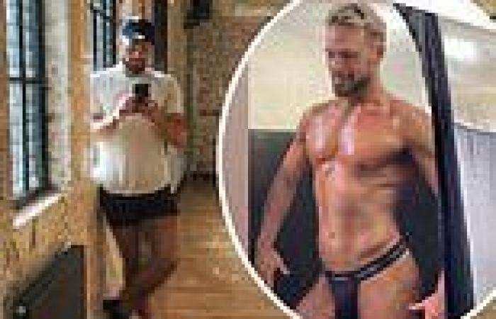Strictly's John Whaite boasts he's making 'big steps' in rehearsals