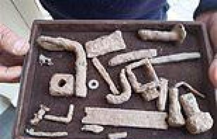 Metal detectorist believes he has uncovered King John's 800-year-old lost ...