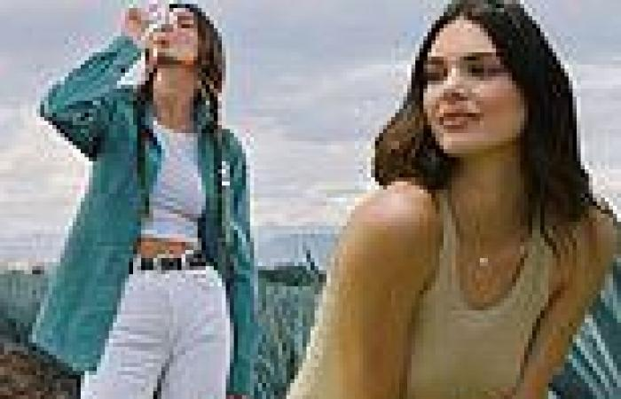 Kendall Jenner says she is 'building homes' for the poor in Mexico to 'give ...