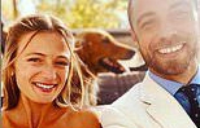 James Middleton's father-in-law died a few months before couple's lavish French ...
