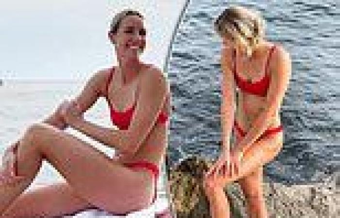 Australian Olympic swimmer Emma McKeon shows off her incredible figure in a ...