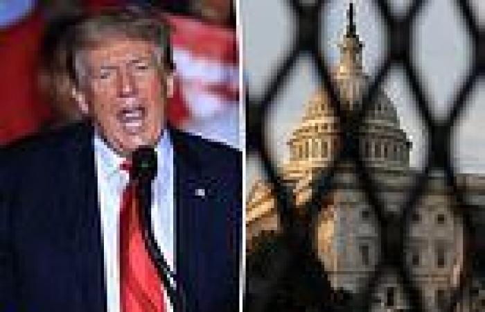 Donald Trump calls 'Justice for J6' rally a 'setup'