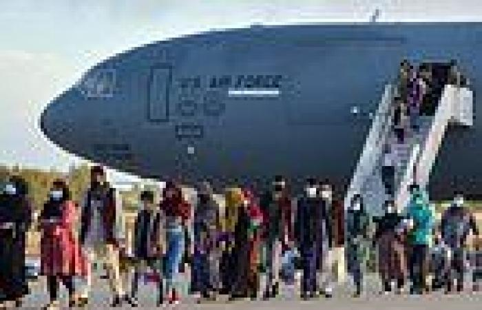 Another Afghanistan evacuee who has recently arrived in the US is revealed to ...